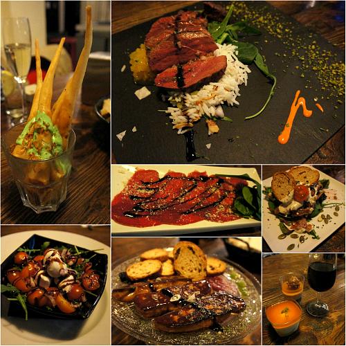 Seville dinner1