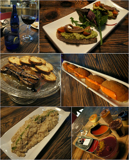 Seville dinner
