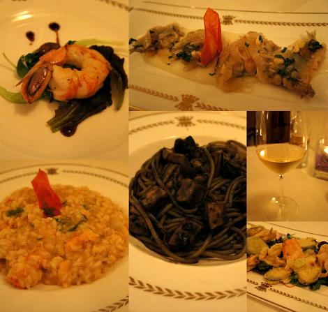 dinner@hotel
