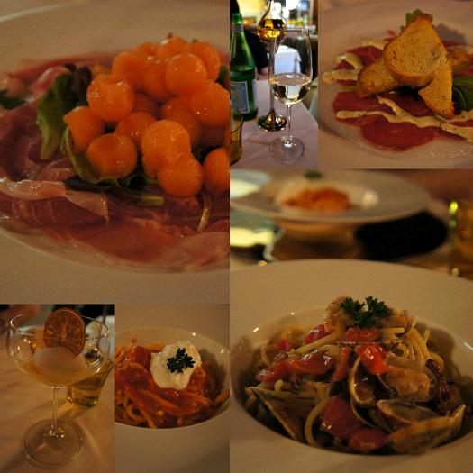 Verona dinner